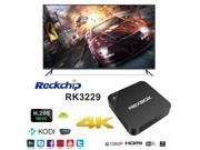 NexBox-N9 Smart TV Box 4K Ultra HD Android 4.4 Quad Core 1.5GHz RAM:1GB/ROM:8GB Media Player