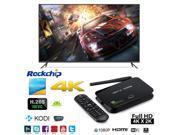 Z4 Smart TV Box 4K Ultra HD Android 5.1 Octa Core 1.5GHz RAM:2GB/ROM:16GB Media Player