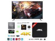 H96 Smart TV Box 4K Ultra HD Android 5.1 Quad Core 2.0GHz RAM:1GB/ROM:8GB OTT IPTV Media Player