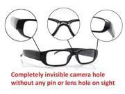 NEW 2015 Hidden Camera Glasses NO PIN or LENS HOLE Micro HD Wireless Audio Video USB PC Mac Monitor Camera Wearable Eye Glasses Covert Monitoring Surveillance DVR Eyewear Spy Cam