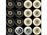 Boston Bruins NHL 8-Ball Billiard Set
