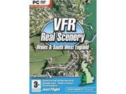 VFR Real Scenery Vol 3 - Wales and South West England