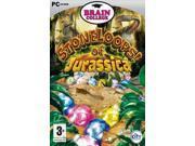 Stoneloops Of Jurassica - Brain College