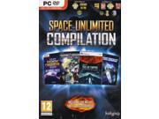 Space Unlimited Compilation PC DVD