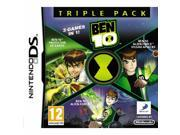 Ben 10 Triple Pack (Ben 10 Protector Of The Earth + Alien Force + Vilgax Attacks)