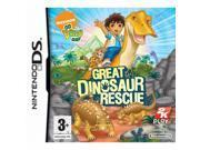 Go Diego Go! Great Dinosaur Rescue