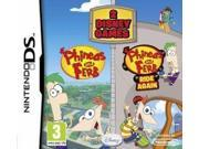 Phineas And Ferb 2 Game Pack (Phineas and Ferb & Phineas and Ferb: Rides Again)