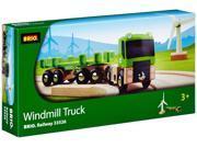 Windmill Truck