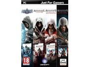 Assassins Creed Ultimate Collection (i, Ii, Brotherhood