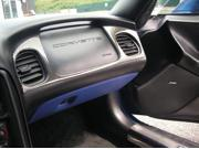Chevrolet Corvette C5 1997-04 lower dash covers by RedlineGoods