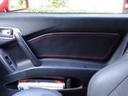 Hyundai Tiburon 2003-08 door insert covers by RedlineGoods