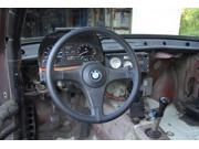 BMW 5-series 1982-88 steering wheel cover by RedlineGoods