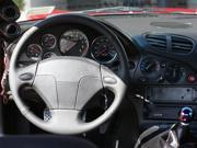 Mazda RX7 1993-02 steering wheel cover by RedlineGoods