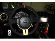 Scion FR-S 2012-15 steering wheel cover by RedlineGoods