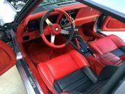 Chevrolet Corvette C3 1968-76 steering wheel cover by RedlineGoods