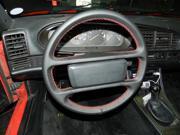 Porsche 924S 1985-95 steering wheel cover by RedlineGoods