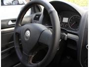 Volkswagen Jetta 2004-08 steering wheel cover by RedlineGoods