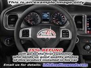 Dodge Charger 2011-15 steering wheel cover by RedlineGoods