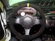 Mitsubishi Lancer Evo 7/8/9 2001-07 steering wheel cover by RedlineGoods