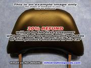 Chrysler 300 2005-10 headrest cover by RedlineGoods