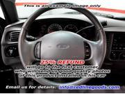 Ford F-150 1997-03 steering wheel cover by RedlineGoods