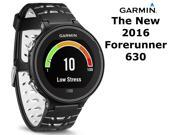 Garmin Forerunner 630 GPS Watch Black Smartwatch Sport Running Athlete New Latest Model 2016 edition