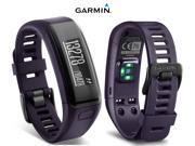 Garmin Vivosmart HR Activity Tracker Regular Fit (Purple) Size: N/A