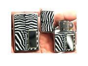 Zippo Zebra Lighter Made in USA /GENUINE and ORIGINAL Packing