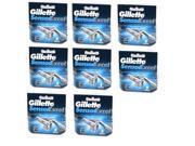 Gillette Sensor Excel Razor Cartridges 40 Pack /GENUINE