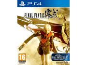 Final Fantasy Type-0 HD with Final Fantasy XV Demo Access