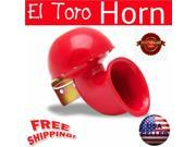 Trigger Horns Car Truck Horn 679075 1973 Cadillac Fleetwood El Toro Electric Bull Horn 12v old school style 1 wire