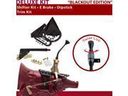 C4 Shifter Kit 8 E Brake Trim Kit Dipstick For F6E40 thunderbird mercury cougar mustang capri zephyr ltd ranchero cortina monarch f-series fairlane lincolns mav