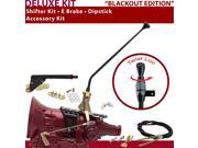 American Shifter Company ASCS1B5F31M1X FMX Shifter Kit 16 E Brake Cable Clevis Dipstick For DAB41
