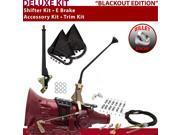 C4 Shifter Kit 12 E Brake Cable Clamp Clevis Trim Kit For F0627 ltd monarch thunderbird ranchero maverick cougar comet ford lincolns mustang falcon fairlane bro
