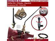 American Shifter Company ASCS1B5F32E1G FMX Shifter Kit 16 E Brake Cable Trim Kit Dipstick For F2500
