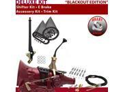 C4 Shifter Kit 8 E Brake Cable Clamp Trim Kit For ED026 capri torino cougar mustang fairmont lincolns montego zephyr bronco cortina granada monarch f-series fai