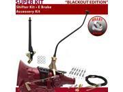 American Shifter Company ASCS2B7F32H0X FMX Shifter Kit 23 Swan E Brake Cable Clamp For E9DA3