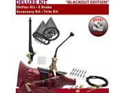 C4 Shifter Kit 10 E Brake Cable Clamp Trim Kit For EEB01 ltd falcon cortina thunderbird granada monarch ford montego torino mercury lincolns maverick cougar f-s