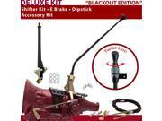 700R4 Shifter Kit 23 E Brake Cable Clevis Dipstick For D139E firebird camaro blazers roadmaster pickups fleetwood buick impala surburban astro van brougham c se