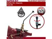 American Shifter Company ASCS2B4F32X1J FMX Shifter Kit 12 Trim Kit Dipstick For E4CDD