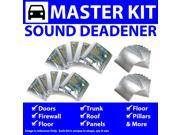 Zirgo ZIR76597 Car Audio Sound Deadener & Heat Barrier for 60-85 Alfa  Master Kit