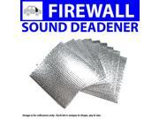 Zirgo ZIR797B1 Heat & Sound Deadener Cadillac Seville 1998 - 2004 Firewall Kit 10512Cm2