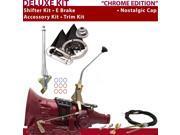 American Shifter Company ASCS1C3F31E0D FMX Shifter Kit 10 E Brake Cable Trim Kit For D7402