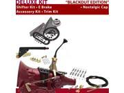 American Shifter Company ASCS2B2F31J0M FMX Shifter Kit 8 E Brake Cable Clamp Trim Kit For C9CF0