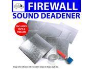 Zirgo ZIR7998E Heat & Sound Deadener for Ford Falcon 1964-1965Type II Stg3 Firewall Kit