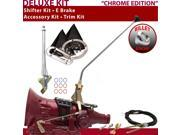 C4 Shifter Kit 23 E Brake Cable Trim Kit For E7E0E torino f-series ford capri monarch fairlane comet ltd mercury cougar ranchero mustang lincolns zephyr fairmon