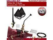 C4 Shifter Kit 10 E Brake Cable Clamp Trim Kit For E2E30 cougar montego thunderbird bronco zephyr granada ranchero cortina fairlane maverick falcon mercury mona