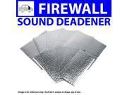 Zirgo ZIR79831 Heat & Sound Deadener Dodge Truck 1500 2002 - 2009 Firewall Kit 13680Cm2
