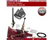 C4 Shifter Kit 6 E Brake Cable Clamp Clevis Trim Kit For EB52F bronco ranchero torino granada lincolns zephyr mercury ford ltd falcon cortina capri thunderbird