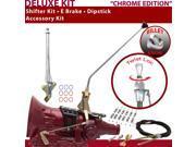C4 Shifter Kit 16 E Brake Cable Clamp Dipstick For E631E lincolns cougar fairlane mustang zephyr thunderbird ranchero torino capri f-series monarch granada merc